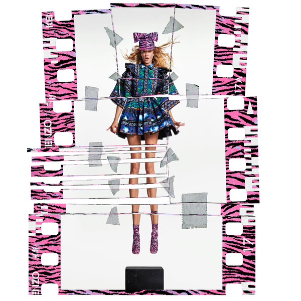 Сезон охоты: как выглядит полный лукбук Kenzo x H&M | галерея [1] фото [5]