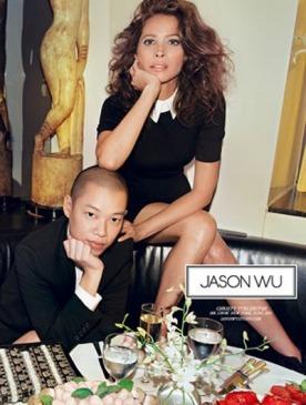 Кристи Тарлингтон снялась в рекламных кампаниях Jason Wu и Prada