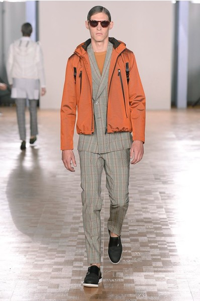 Неделя мужской моды в Лондоне: главные показы и гости | галерея [1] фото [8]