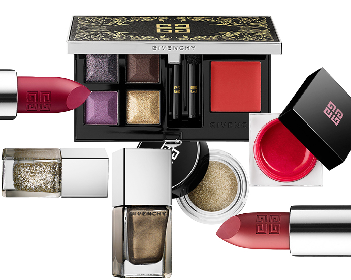Extravagancia Makeup Collection от Givenchy