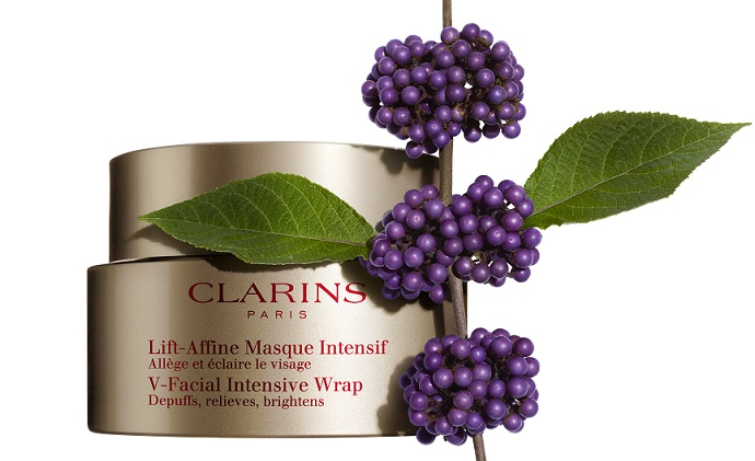 Моделирующая маска для лица с дренирующим действием Lift-Affine Masque Intensif от Clarins