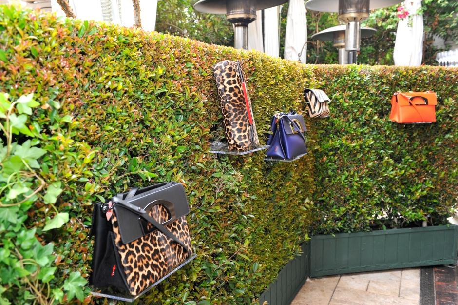 Ланч Christian Louboutin в Лос-Анджелесе