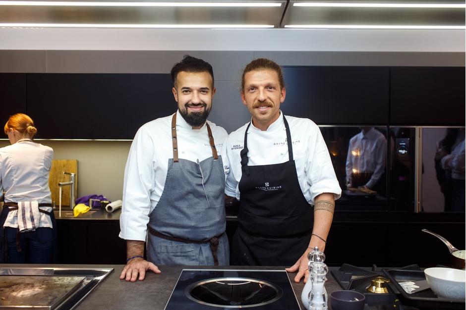 Высокая кухня дома: Grand Cuisine by Electrolux Professional