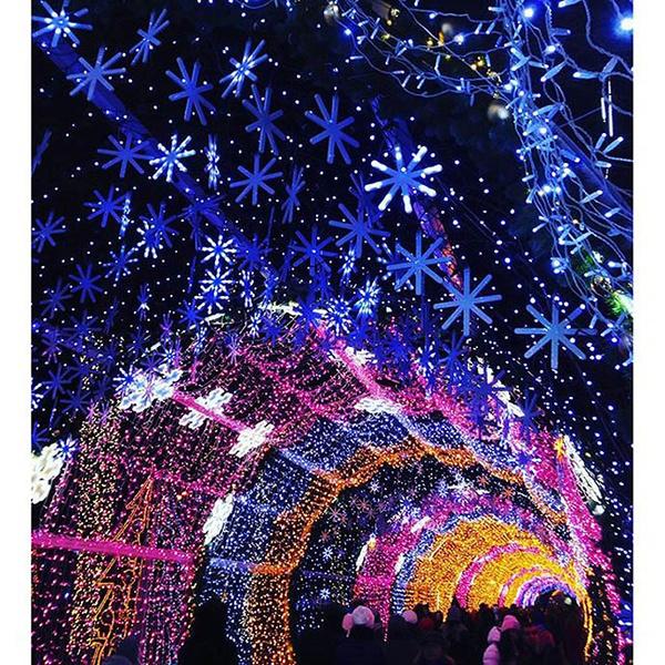 НОЧЬ ПЕРЕД РОЖДЕСТВОМ: куда идти за новогодним настроением? | галерея [7] фото [6]