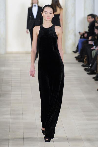 Показ Ralph Lauren на Неделе моды в Нью-Йорке | галерея [1] фото [8]