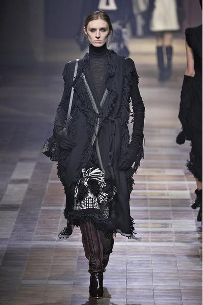 Показ Lanvin на неделе моды в Париже | галерея [1] фото [15]