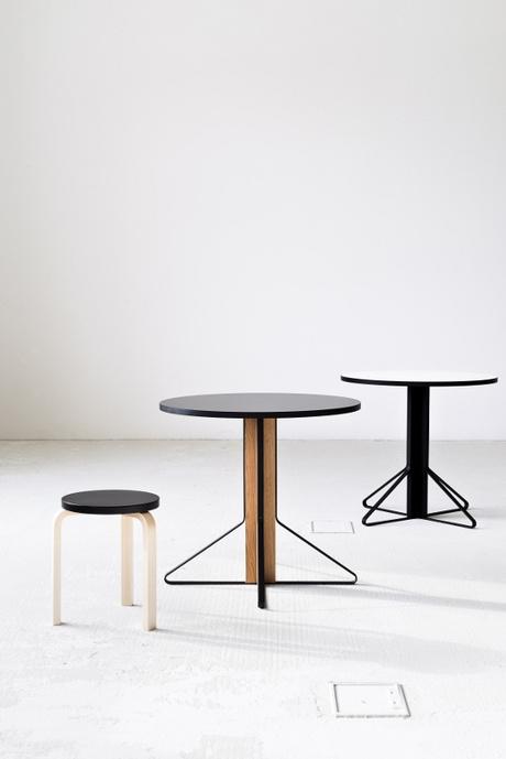 коллекция Kaari, дизайн братьев Буруллек для Artek