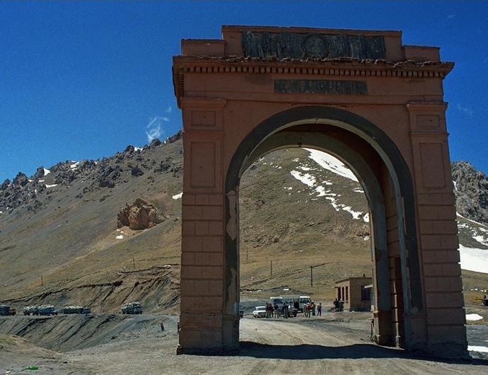 Кыргызстан - Китай