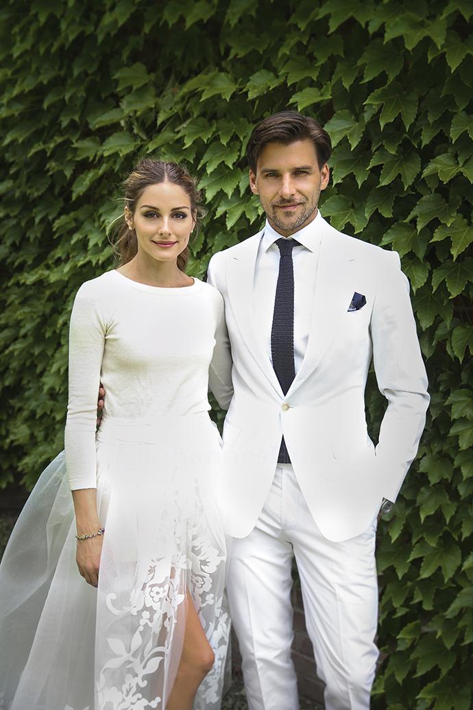 Оливия Палермо и Йоханнес Хьюбл