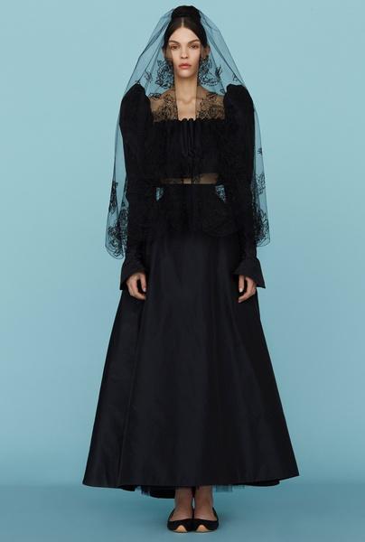 Ульяна Сергеенко представила новую коллекцию на Неделе высокой моды в Париже | галерея [1] фото [1]