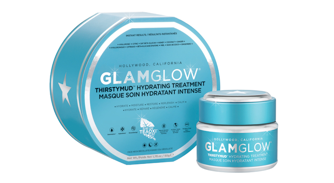 Увлажняющая маска THIRSTYMUD ™ от Glamglow