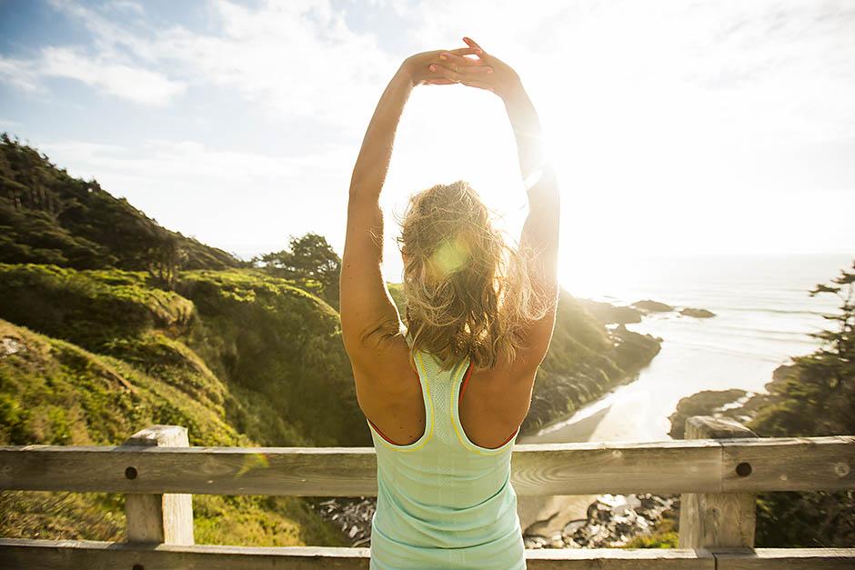 5 упражнений для идеальной спины