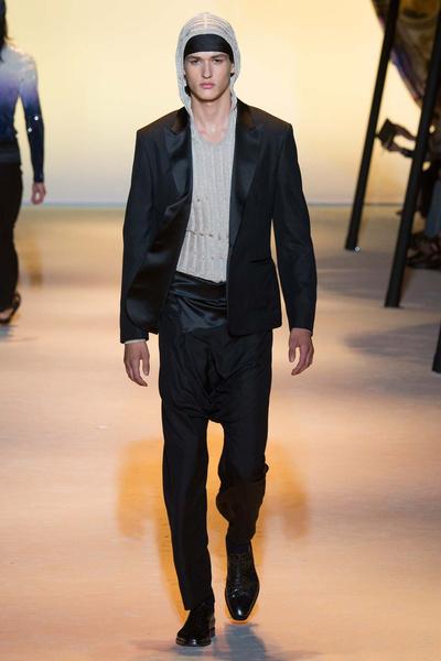 Неделя мужской моды в Милане: лучшие показы | галерея [3] фото [1]
