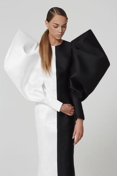 Дизайнер Даша Гаузер представила новую коллекцию