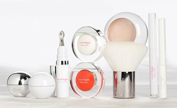 Андре Курреж разработал коллекцию макияжа для Estee Lauder