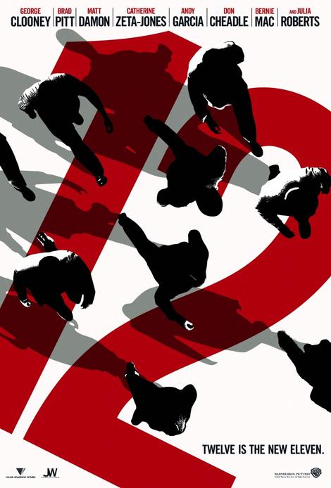 №10 «Двенадцать друзей Оушена» (Ocean's Twelve), 2004