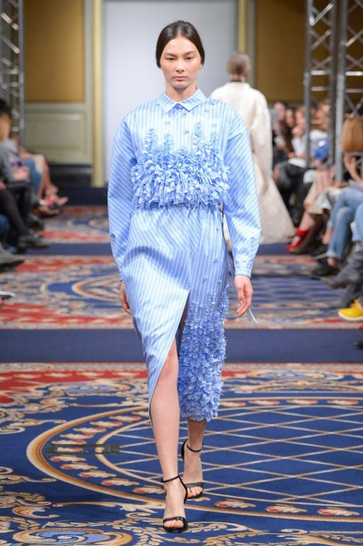 Показ осенне-зимней коллекции Ruban на Mercedes-Benz Fashion Week RussiaПоказ осенне-зимней коллекции Ruban на Mercedes-Benz Fashion Week Russia | галерея [2] фото [7]