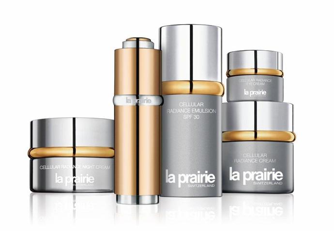 La Prairie дополнили линию Cellular Radiance интенсивным ночным кремом