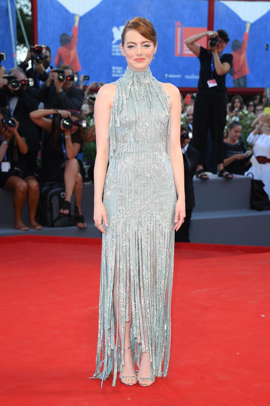 Эмма Стоун открытие венецианского кинофестиваля