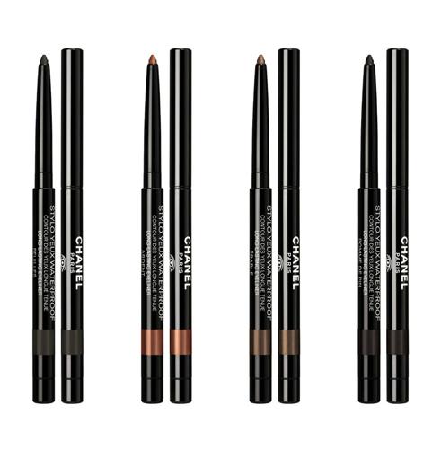 Водостойкие карандаши для глаз STYLO YEUX WATERPROOF: Feuilles, Ardent, Érable, Pomme de Pin