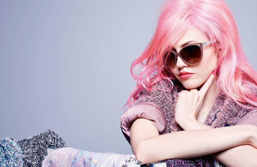 Модные солнцезащитные очки Chanel