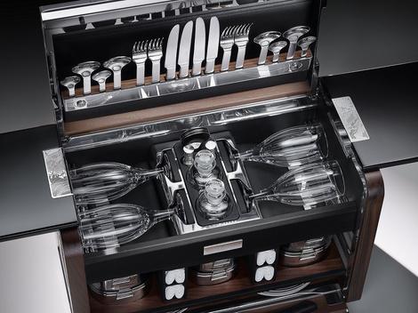 Набор для пикника от Rolls-Royce Motor Cars | галерея [1] фото [2]