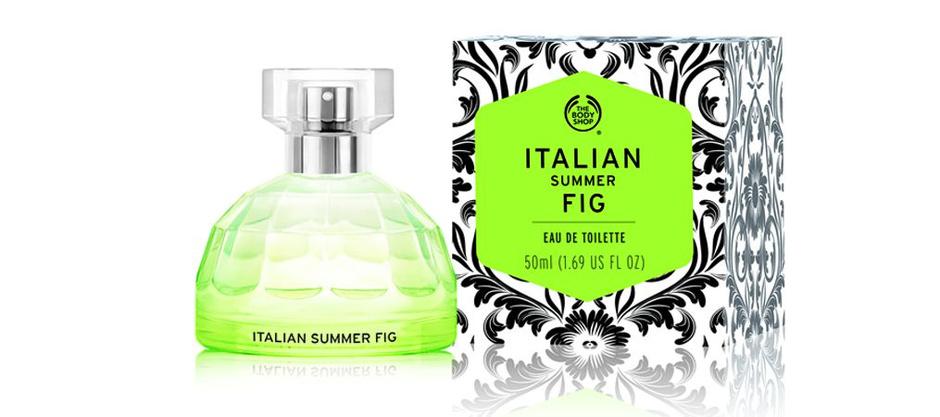 Italian Summer Fig The Body Shop