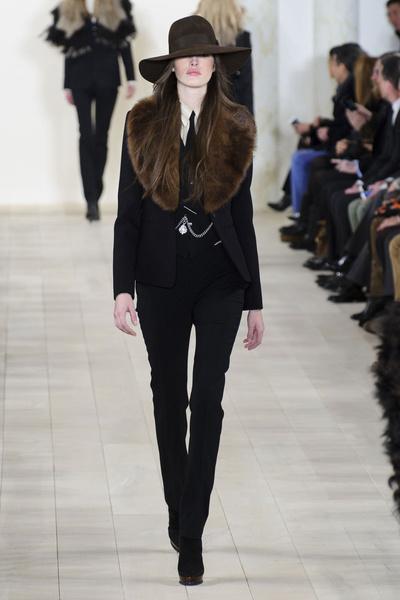 Показ Ralph Lauren на Неделе моды в Нью-Йорке | галерея [1] фото [5]