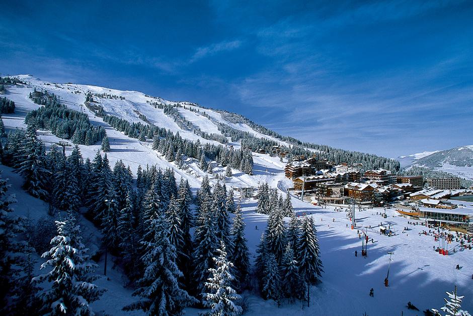 лучшие горнолыжные курорты австрии