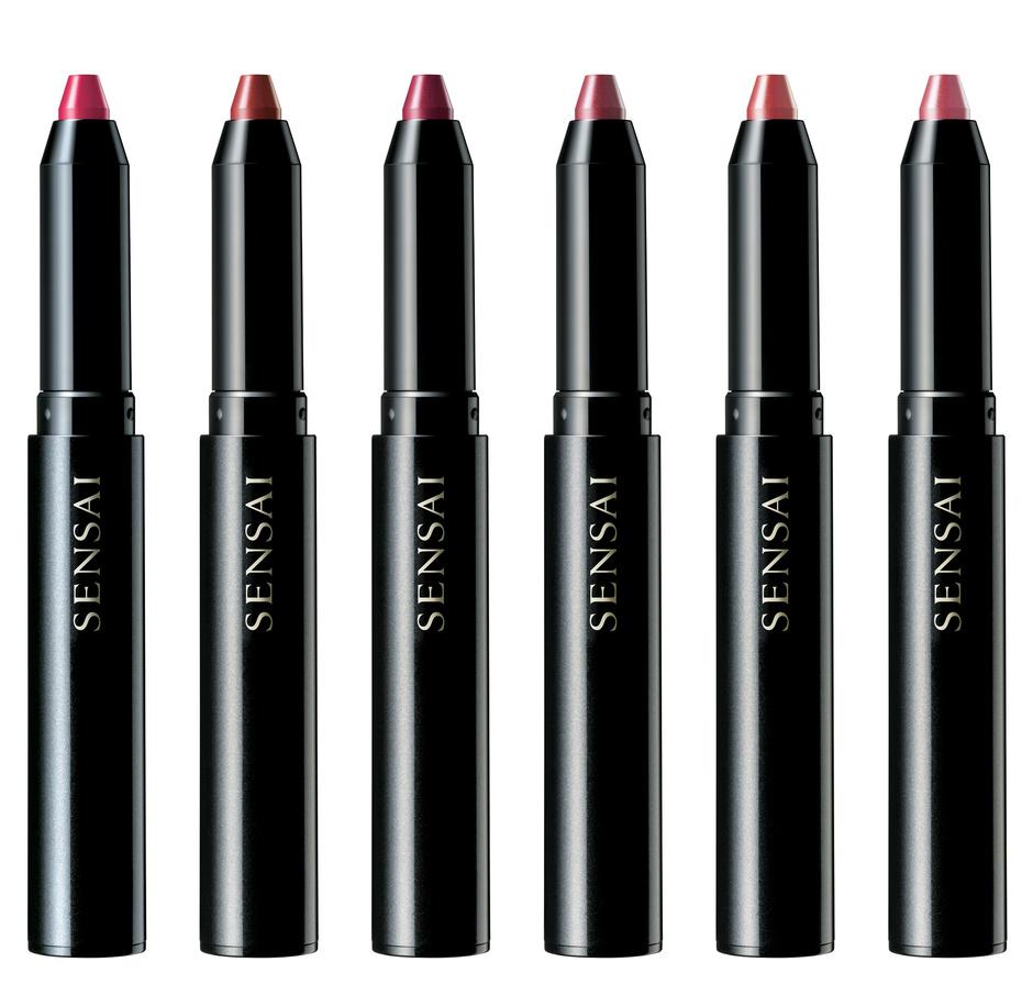 Помада-карандаш Silky Design Rouge от Sensai