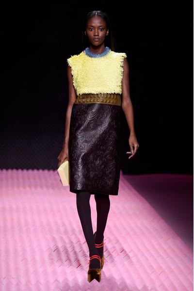Показ Mary Katrantzou на Неделе моды в Лондоне | галерея [1] фото [13]