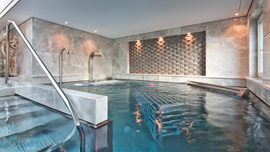 Four Seasons Hotel des Bergues Geneva представляет новый Spa Mont Blanc