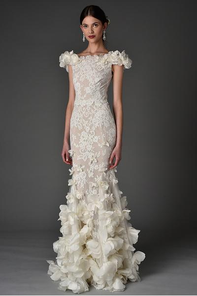 Лучшие коллекции Недели свадебной моды | галерея [1] фото [7]