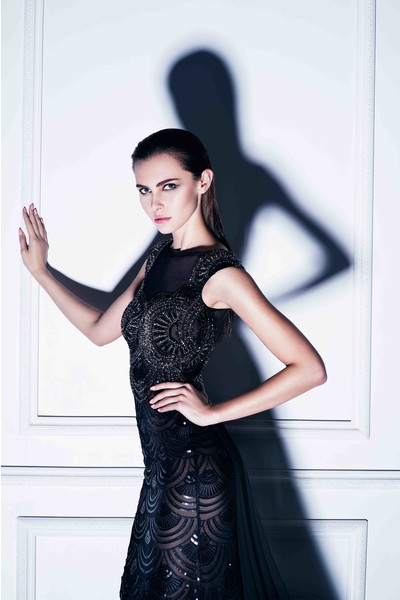 Dany Tabet представил коллекцию кутюрных платьев