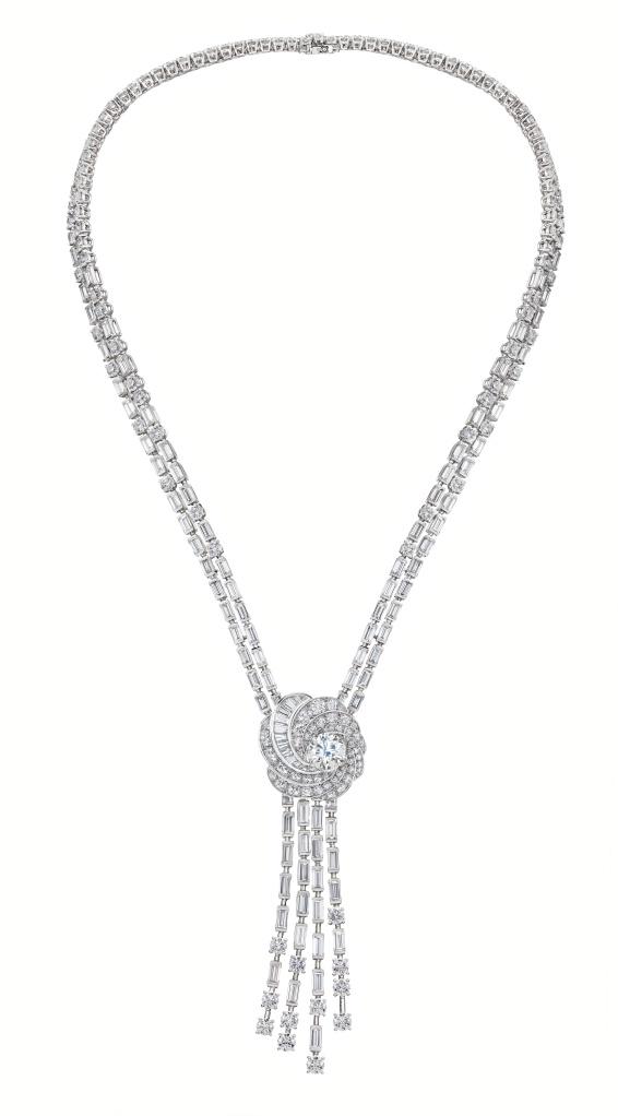 Elle Obsession: коллекция ювелирных украшений Aria от De Beers