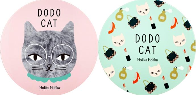 Компактное кремовое тональное средство Face to Change от Holika Holika