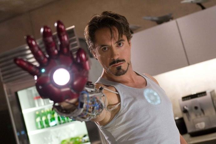 «Железный человек» (Iron Man), 2008
