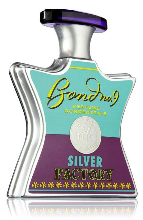 Bond No 9 Silver Factory