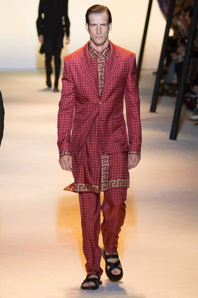Неделя мужской моды в Милане: лучшие показы | галерея [3] фото [15]