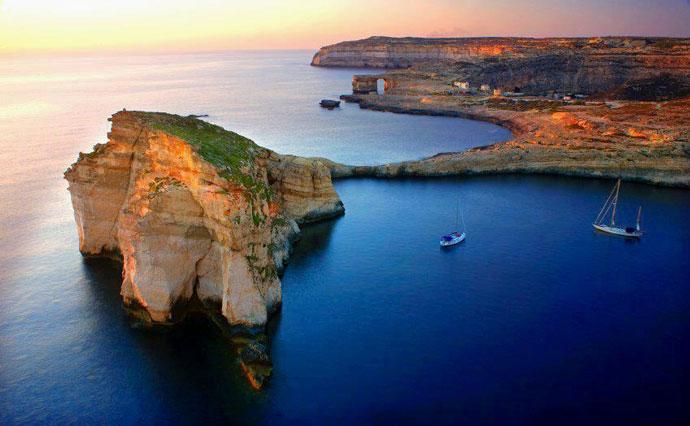 Остров Гозо, Мальта 1