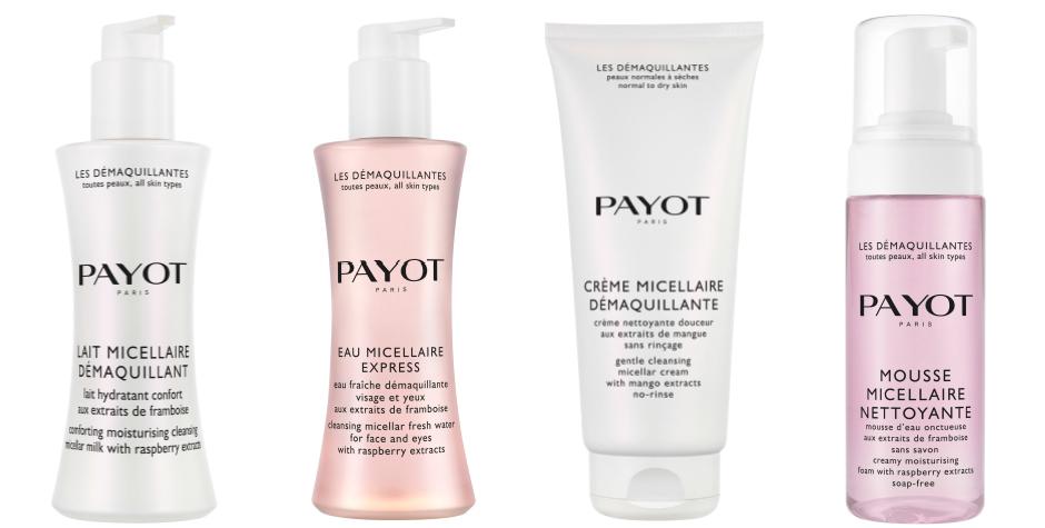 Линия Les Démaquillantes от Payot