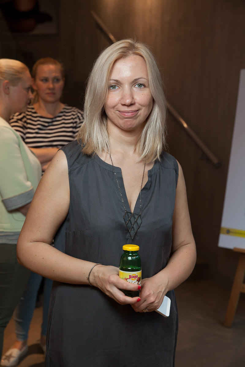 Анна Бурашова (Marie Claire)