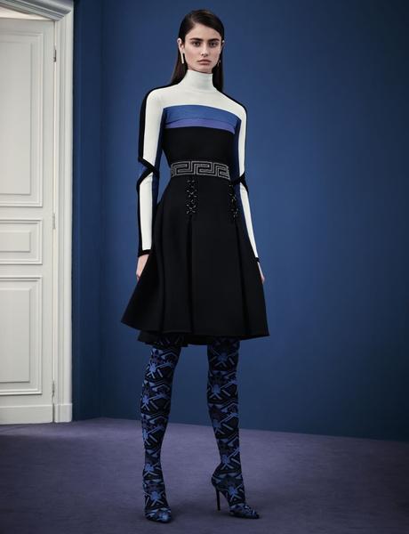 Новая pre-fall коллекция VersaceНовая pre-fall коллекция Versace