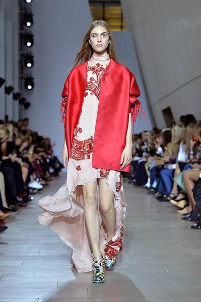Неделя моды в Лондоне: день четвертый | галерея [1] фото [4]
