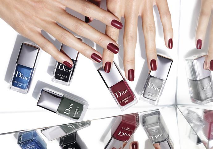 лаков для ногтей Dior Vernis