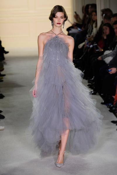 Показ Marchesa на Неделе моды в Нью-Йорке | галерея [1] фото [19]