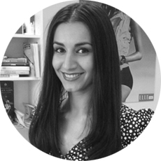 Сабина Агаева, редактор рубрик «Звезды» и «Стиль жизни»
