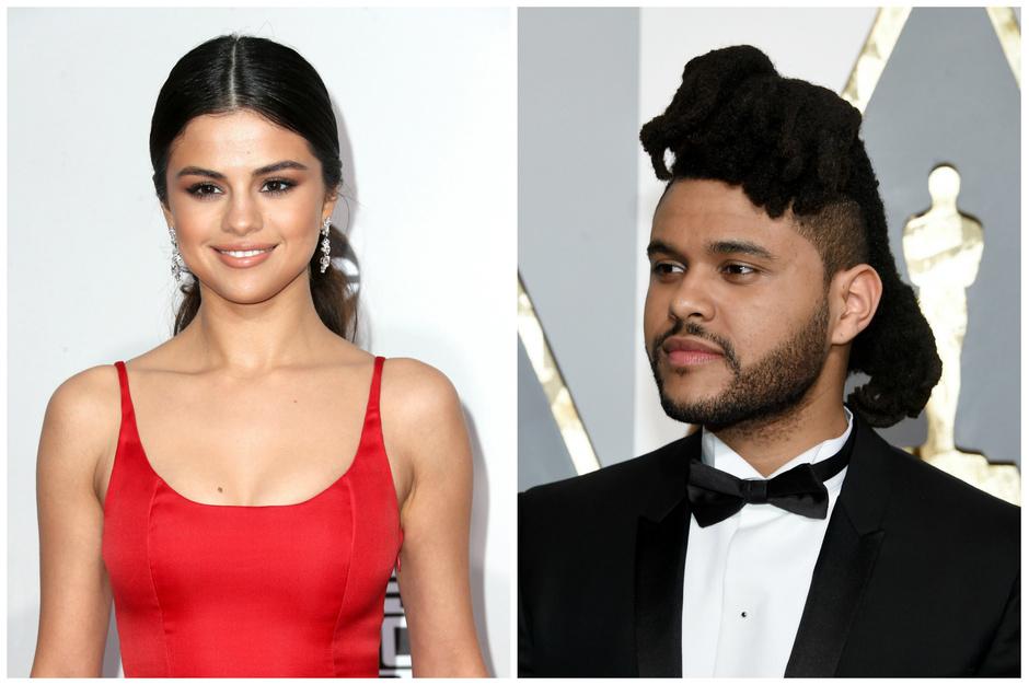 Селена Гомес и The Weeknd