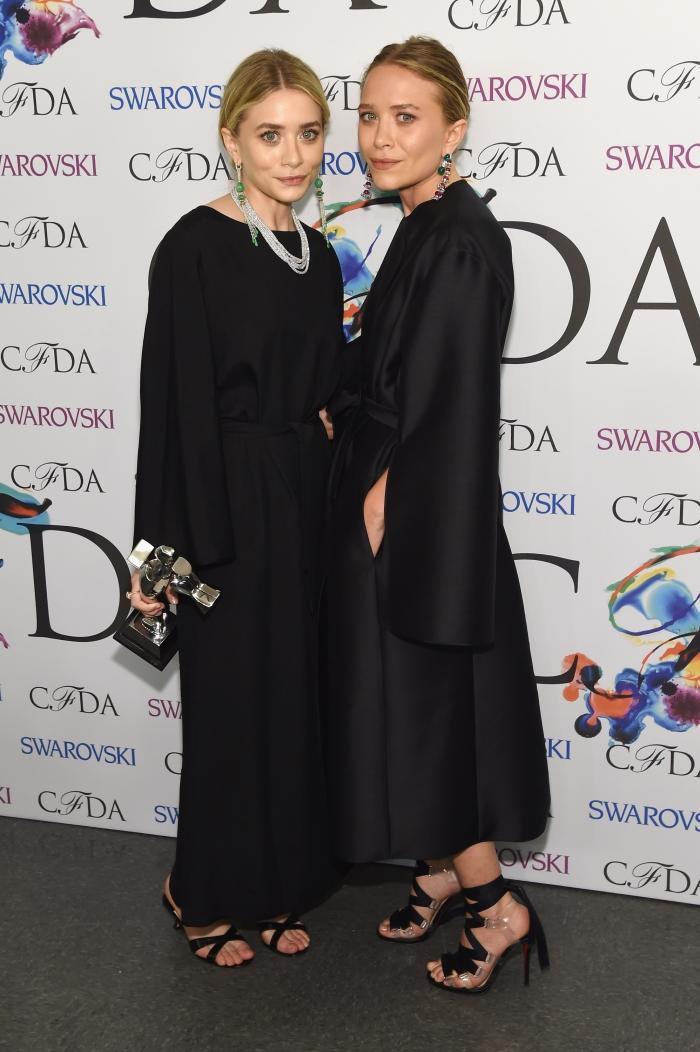 Дизайнеры The Row Мэри-Кейт и Эшли Олсен: фото 2014