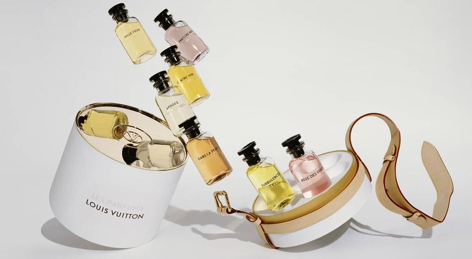 Louis Vuitton, коллекция Les Parfums